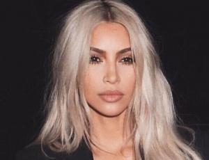 Fotografían a la mujer que lleva en su vientre al hijo de Kim Kardashian