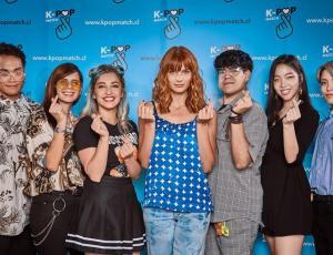 Más de 700 personas se presentaron en casting de K-pop Match