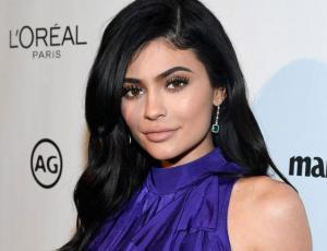Kylie Jenner confesó haber subido 18 kilos en el embarazo