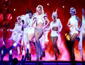 Para no creerlo: Así sonó Lady Gaga en el Super Bowl sin música ni efectos