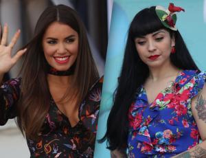 """Mon Laferte y Lali Espósito lideran competencia de """"La Reina del Monstruo"""""""