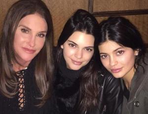 El día del padre ultra fashion de Kendall, Kylie y Caitlyn Jenner