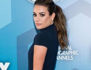 Lea Michele luce tonificada figura en video ¡No se le mueve nada!