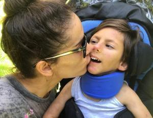 El llamado de Leonor Varela ante delicado estado de salud de su hijo