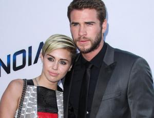 Liam Hemsworth habló de su relación con Miley Cyrus