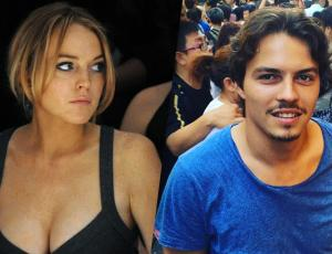 Linday Lohan confesó haber sufrido violencia de su ex novio, Egor Tarabasov