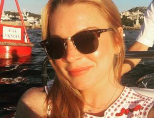 ¿Lindsay Lohan perdonó violencia de su pareja?