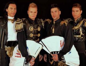 Así recordó el grupo Locomía su participación en el Festival de Viña tras la muerte de Santos Blanco