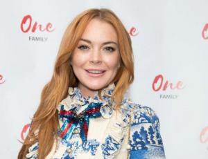 Lindsay Lohan se transforma en todas las princesas de Disney