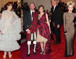 Los looks más excéntricos en la historia de la Gala Met