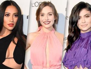 El look de las famosas en los premios Marie Claire 2017