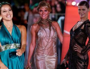 Los 10 vestidos más recordados en la historia de la Gala de Viña