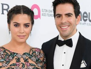 Lorenza Izzo se lució con sensual vestido en fiesta post Oscars