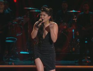 "Ex participante de ""The Voice Chile"" canta himno de la Teletón 2016"