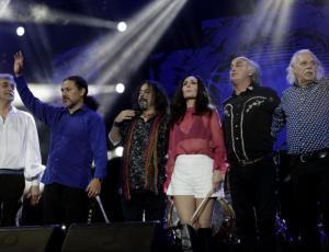Presentación de Los Jaivas en el Festival de Dichato arrasa en redes sociales