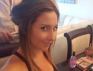 Nicole Moreno vuelve a los eventos ¡Y a los más top!