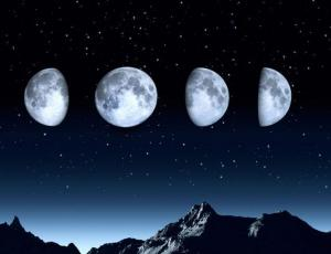 Cómo aprovechar la luna menguante para sanar