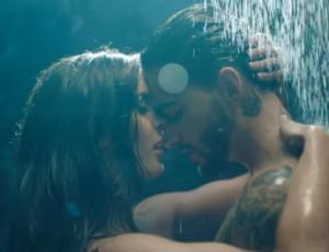 Maluma derrocha sensualidad en su nuevo videoclip