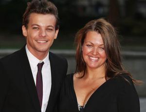 Fallece la madre de Louis Tomlinson