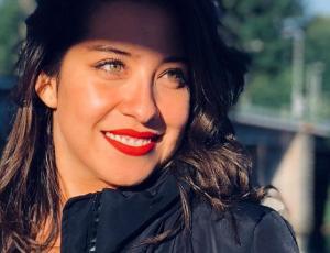 María José Quintanilla impactó con foto con Luis Fonsi