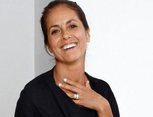 La chilena María Cornejo celebró 20 años en la moda en la NYFW