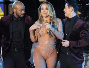 La versión de Mariah Carey tras vergonzoso show de Año Nuevo