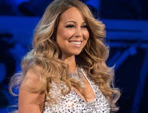 Captan a Mariah Carey con pomposo look para ir de compras