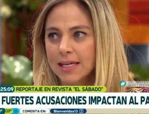 Mariana Derderián cuenta cómo fue trabajar con Herval Abreu
