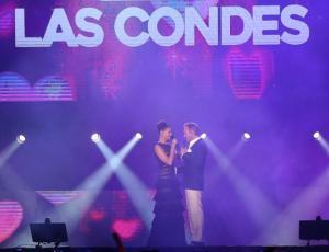 Así se vivió la primera noche del Festival de Las Condes