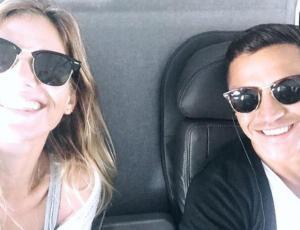 Las predicciones de Zita Tarot para Mayte Rodríguez y Alexis Sánchez