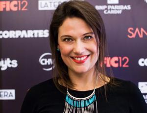 Catherine Mazoyer es candidata a concejal por Pudahuel