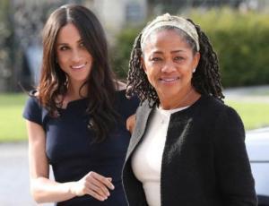 La madre de Meghan Markle no pasará la navidad con la familia real