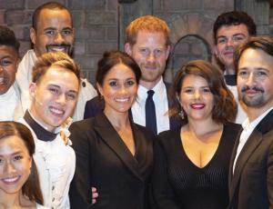 Meghan Markle reveló por accidente cómo le dice al Príncipe Harry