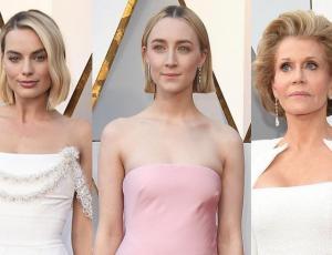 Los mejores looks en la alfombra roja de los Oscar 2018