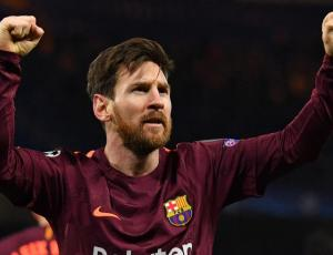 El increíble parecido de Leo Messi y un famoso actor de Hollywood
