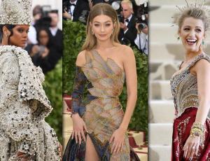 Los mejores vestidos de la Met Gala 2018