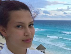 Michelle Carvalho fue víctima de intento de robo en México