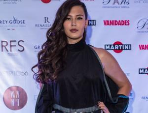 """Así llegaron los famosos a la primera versión de """"Ren Fashion Santiago"""""""