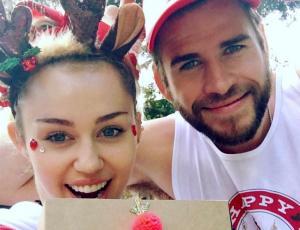 Miley Cyrus organizó extravagante fiesta para su novio, su hermana y su mejor amigo