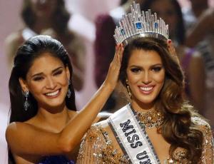 Mira la coronación de Miss Francia como Miss Universo 2017