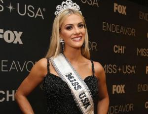 Miss USA se burla de las representantes de belleza de otros países y es viral