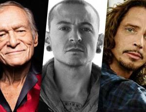 Los famosos que nos dijeron adiós este 2017