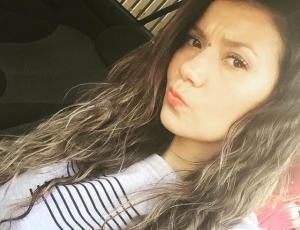 Mónica Soto tiene un secreto para mantener el cabello hidratado