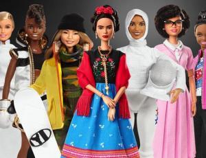 Barbie sorprende con nueva colección de muñecas inspiradas en destacadas mujeres que hicieron historia