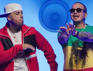 Nicky Jam lanza nuevo videoclip junto a J Balvin