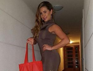 Nicole Moreno recibe críticas por foto supuestamente retocada