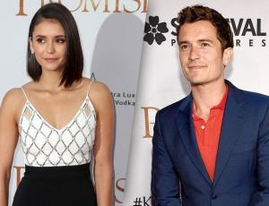 Orlando Bloom y Nina Dobrev: el nuevo romance que remece a Hollywood