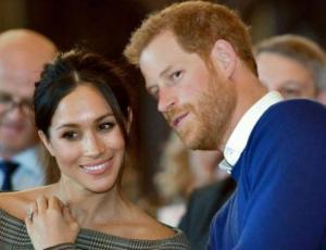 Así se verá Meghan Markle y el príncipe Harry en 25 años más