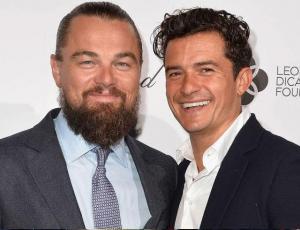 Leo DiCaprio y Orlando Bloom se disfrazaron para pasar inadvertidos en Coachella