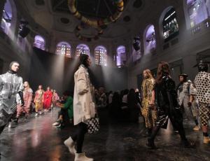 Mercedes-Benz Fashion Week, día 1